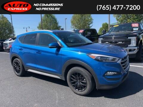 2018 Hyundai Tucson for sale at Auto Express in Lafayette IN