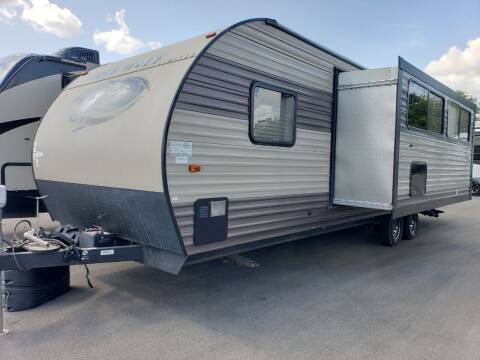 2017 Forest River Cherokee 26DBH for sale at Ultimate RV in White Settlement TX