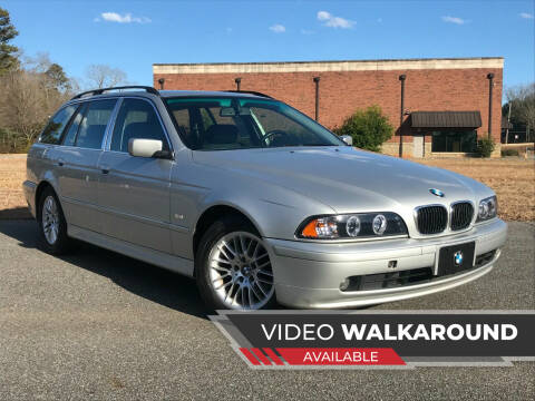 2002 BMW 5 Series for sale at Selective Imports in Woodstock GA