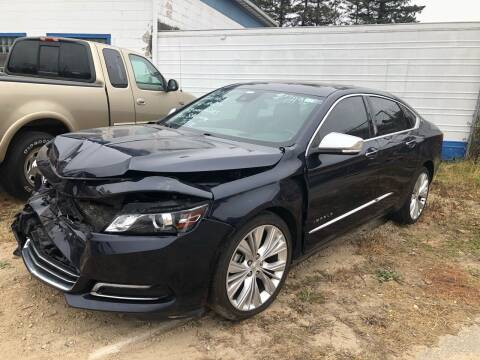 2016 Chevrolet Impala for sale at Don's Sport Cars in Hortonville WI
