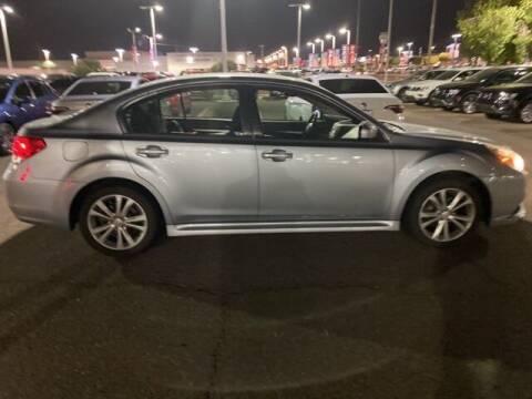 2014 Subaru Legacy for sale at Camelback Volkswagen Subaru in Phoenix AZ