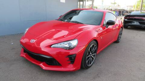 2018 Toyota 86 for sale at Luxury Auto Imports in San Diego CA