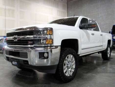 2015 Chevrolet Silverado 3500HD for sale at Platinum Motors in Portland OR