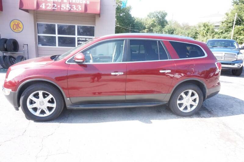 2008 Buick Enclave for sale at Heartland Auto Plaza in Bonner Springs KS