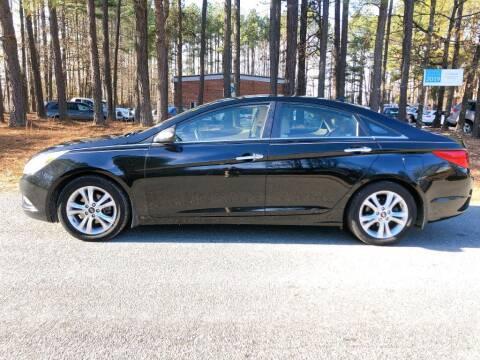 2011 Hyundai Sonata for sale at H&C Auto in Oilville VA