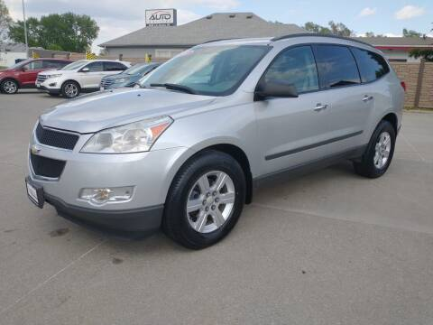 2011 Chevrolet Traverse for sale at Triangle Auto Sales 2 in Omaha NE
