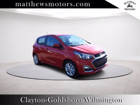 2020 Chevrolet Spark for sale at Auto Finance of Raleigh in Raleigh NC