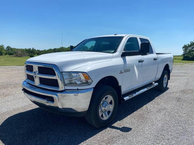 2014 RAM Ram Pickup 2500 for sale at FAIRWAY AUTO SALES in Augusta KS