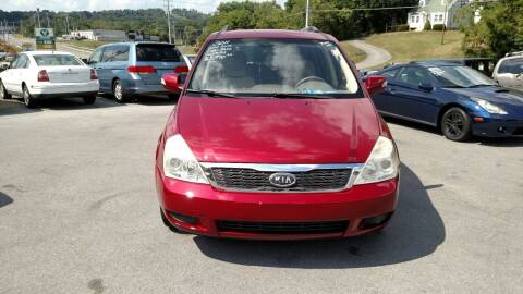 2011 Kia Sedona for sale at DISCOUNT AUTO SALES in Johnson City TN