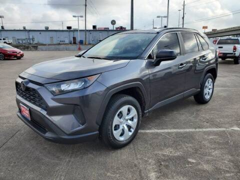 2019 Toyota RAV4 for sale at TEJAS TOYOTA in Humble TX