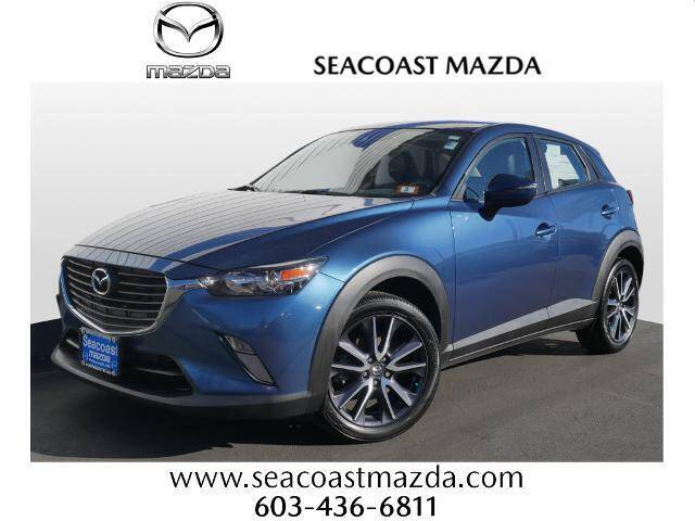 2018 Mazda CX-3 for sale at The Yes Guys in Portsmouth NH