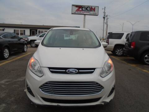 2016 Ford C-MAX Hybrid for sale at Zoom Auto Sales in Oklahoma City OK