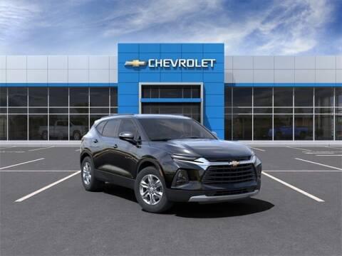 2021 Chevrolet Blazer for sale at Bob Clapper Automotive, Inc in Janesville WI
