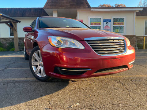 2013 Chrysler 200 for sale at Hola Auto Sales Doraville in Doraville GA