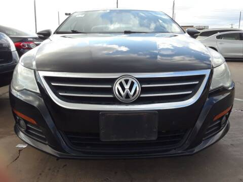2011 Volkswagen CC for sale at Auto Haus Imports in Grand Prairie TX