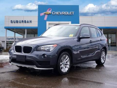 2015 BMW X1 for sale at Suburban Chevrolet of Ann Arbor in Ann Arbor MI