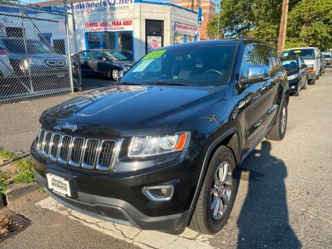 2014 Jeep Grand Cherokee for sale at DEALS ON WHEELS in Newark NJ