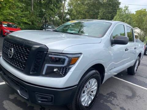 2018 Nissan Titan for sale at Adams Auto Group Inc. in Charlotte NC