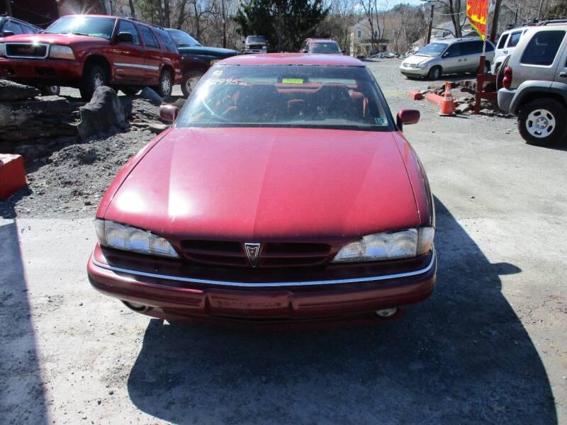 1992 Pontiac Bonneville for sale at FERNWOOD AUTO SALES in Nicholson PA
