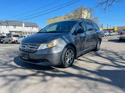 2011 Honda Odyssey for sale at Kapos Auto, Inc. in Ridgewood, Queens NY