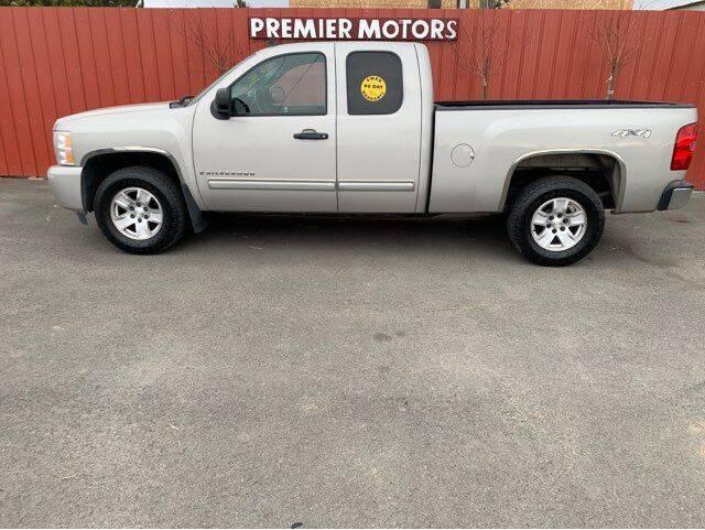 2009 Chevrolet Silverado 1500 for sale at PREMIERMOTORS  INC. in Milton Freewater OR