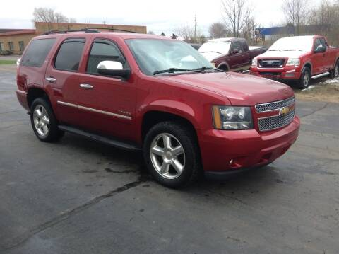 2014 Chevrolet Tahoe for sale at Bruns & Sons Auto in Plover WI