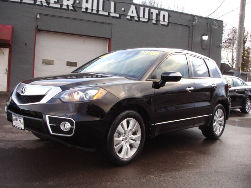 2012 Acura RDX for sale at Meeker Hill Auto Sales in Germantown WI