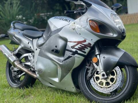 2002 Suzuki Hayabusa for sale at IMAGINE CARS and MOTORCYCLES in Orlando FL