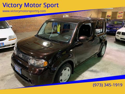 2013 Nissan cube for sale at Victory Motor Sport in Paterson NJ