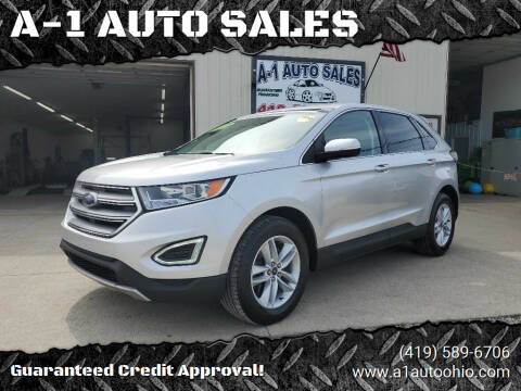 2018 Ford Edge for sale at A-1 AUTO SALES in Mansfield OH
