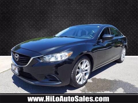 2015 Mazda MAZDA6 for sale at Hi-Lo Auto Sales in Frederick MD