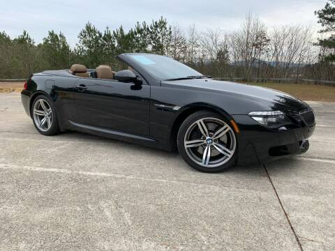 2010 BMW M6 for sale at Selective Imports in Woodstock GA
