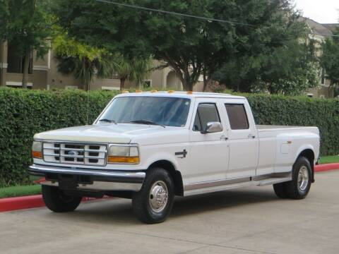 1996 Ford F-350 for sale at RBP Automotive Inc. in Houston TX