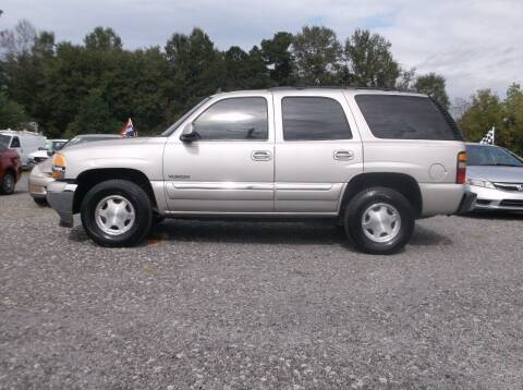 2006 GMC Yukon for sale at Car Check Auto Sales in Conway SC
