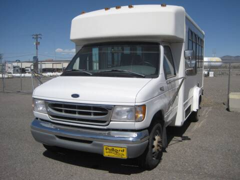 1998 Ford E-Series Chassis for sale at Pollard Brothers Motors in Montrose CO