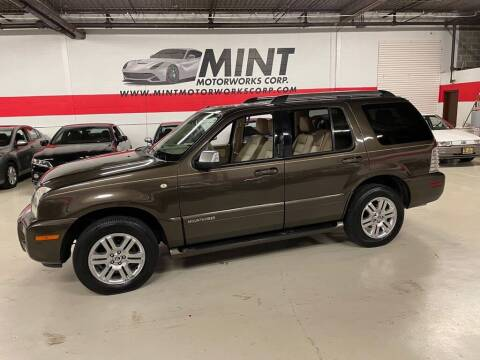 2008 Mercury Mountaineer for sale at MINT MOTORWORKS in Addison IL