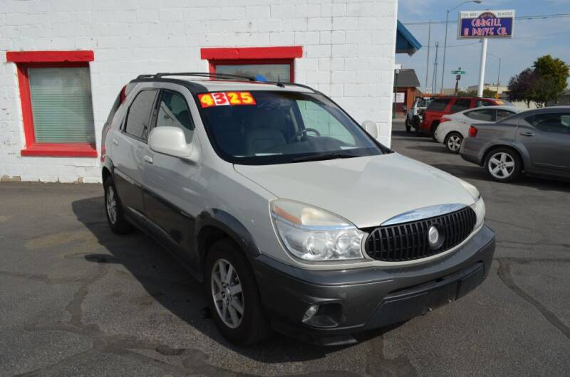 2004 Buick Rendezvous for sale at CARGILL U DRIVE USED CARS in Twin Falls ID