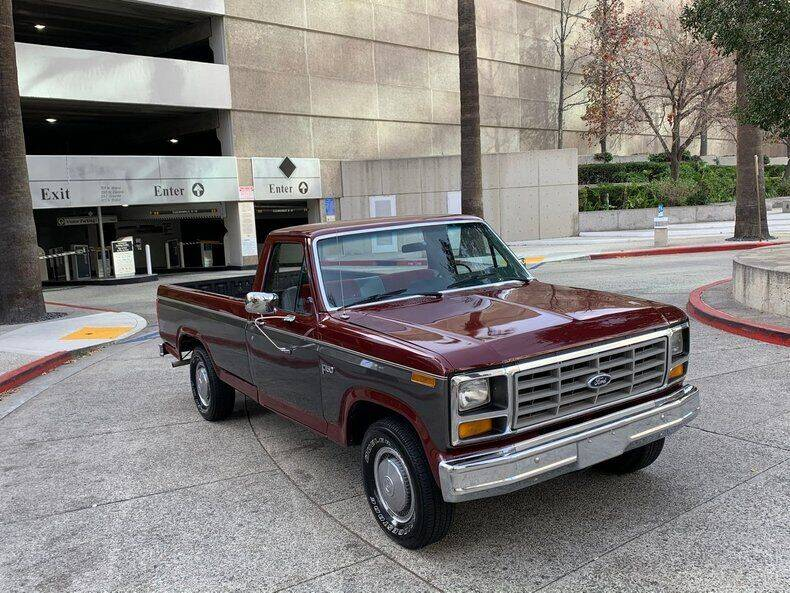 1982 Ford F-150 for sale in Glendale, CA