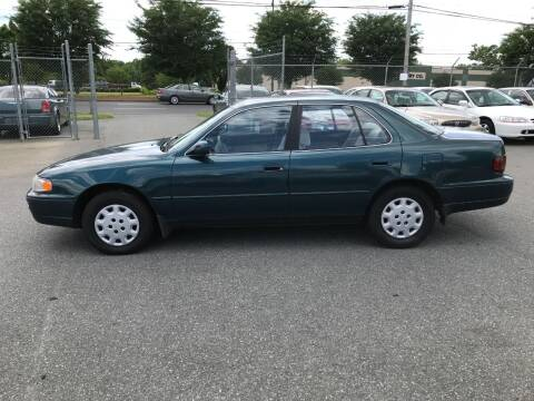 1996 Toyota Camry for sale at Mike's Auto Sales of Charlotte in Charlotte NC