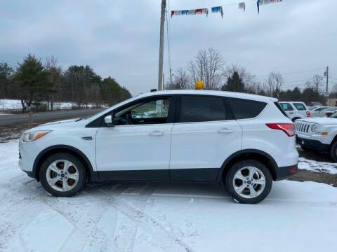 2013 Ford Escape for sale at Upstate Auto Sales Inc. in Pittstown NY