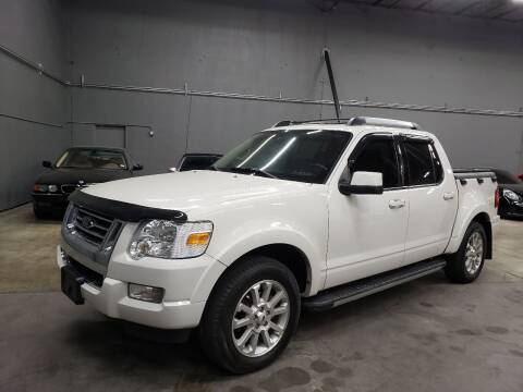 2008 Ford Explorer Sport Trac for sale at EA Motorgroup in Austin TX