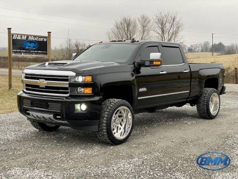 2018 Chevrolet Silverado 2500HD for sale at B & M Motors, LLC in Tompkinsville KY