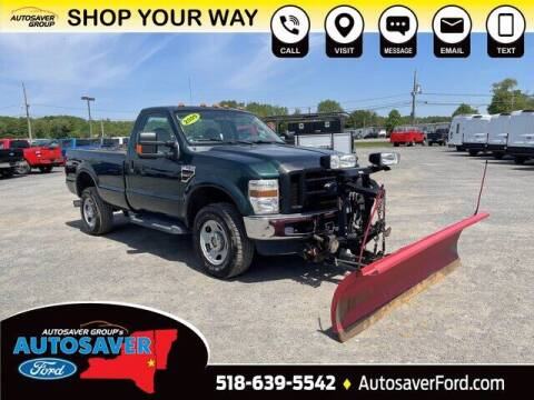 2009 Ford F-350 Super Duty for sale at Autosaver Ford in Comstock NY