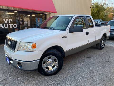2006 Ford F-150 for sale at VP Auto in Greenville SC