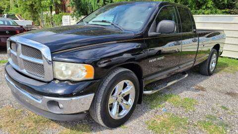 2002 Dodge Ram Pickup 1500 for sale at Jackson Motors Used Cars in San Antonio TX