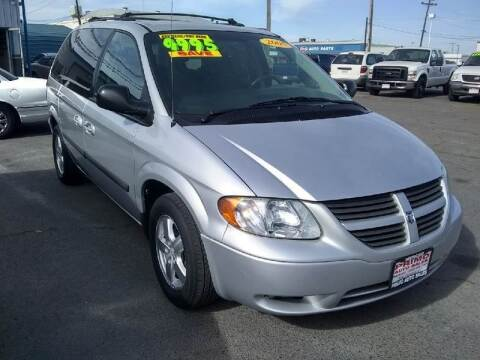 2005 Dodge Caravan for sale at Primo Auto Sales in Merced CA