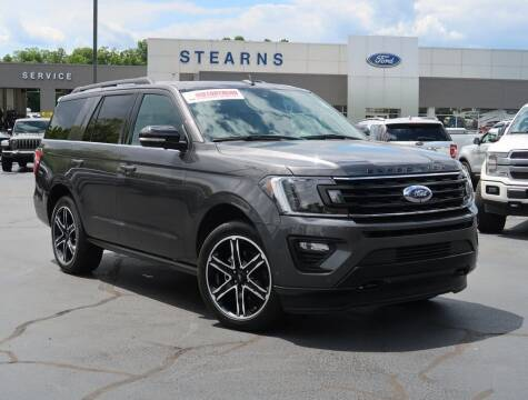 2020 Ford Expedition for sale at Stearns Ford in Burlington NC