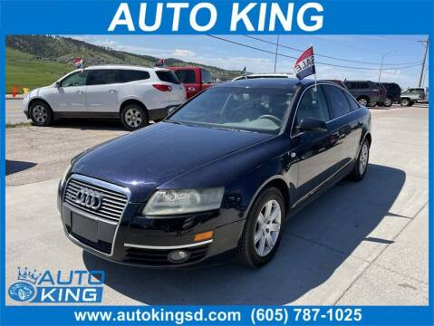 2005 Audi A6 for sale at Auto King in Rapid City SD