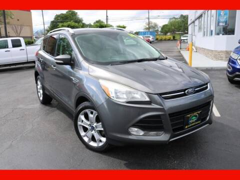 2014 Ford Escape for sale at AUTO POINT USED CARS in Rosedale MD