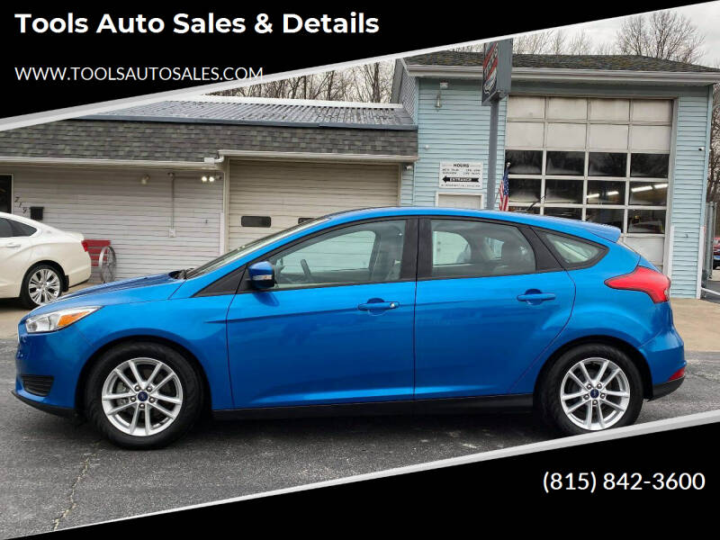 2016 Ford Focus for sale at Tools Auto Sales & Details in Pontiac IL